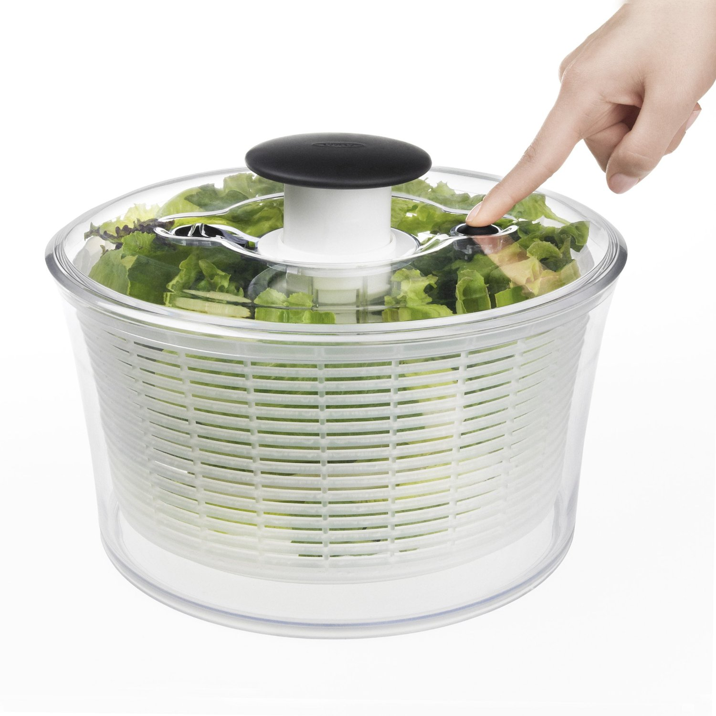 52 off daily deal oxo salad spinner green valid till 26 may 2014 katrin bj sdn bhd. Black Bedroom Furniture Sets. Home Design Ideas