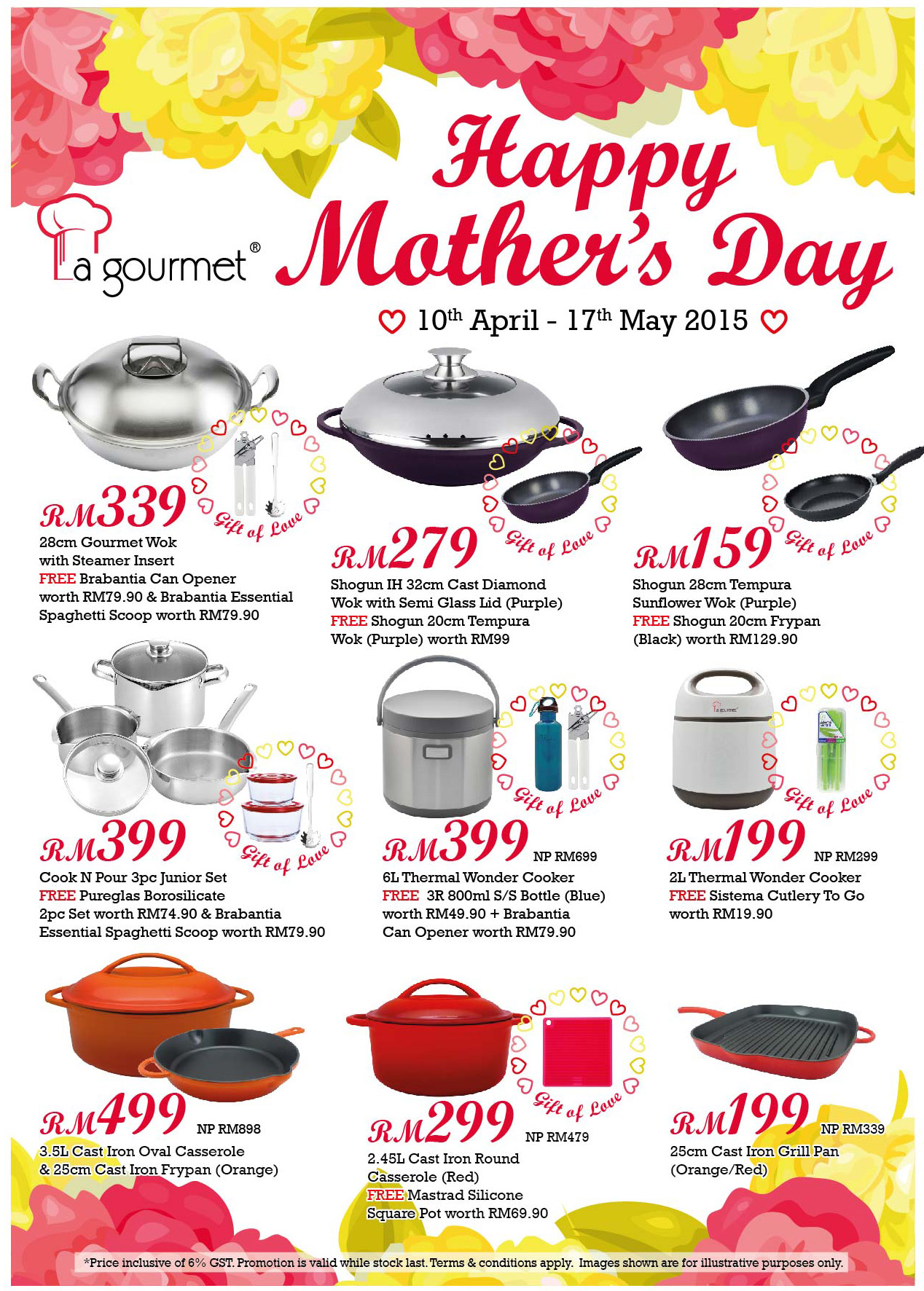 La Gourmet Page 12 Katrin Bj Sdn Bhd
